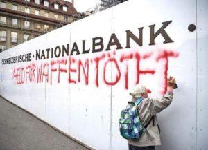 Abstimmung am 29. November 2020: Gemeinsam gegen Schweizer Kriegsgeschäfte!