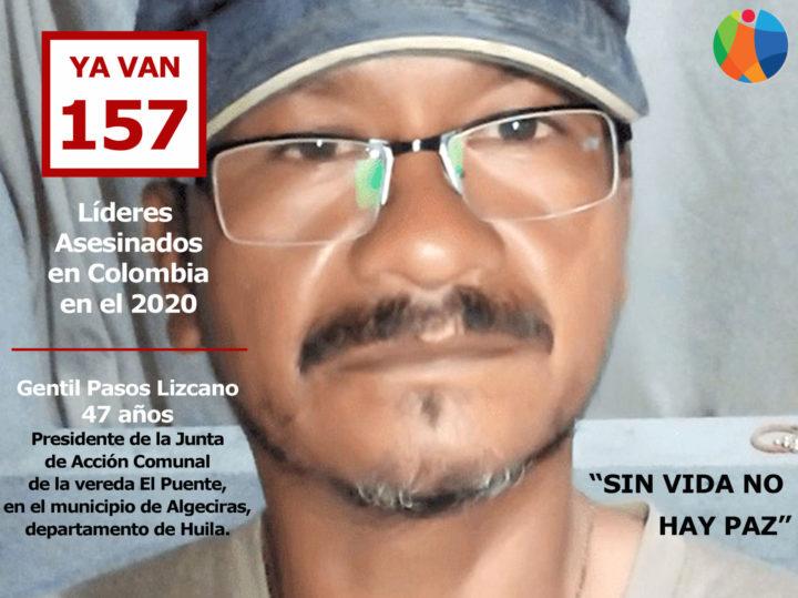 Colombia. #StopTheGenocide [#QuePareElGenocidio]