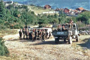Kriegsverbrechen im Kosovo