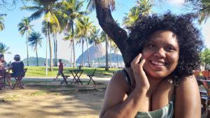 Uma conversa com aquele pessoal dos direitos humanos: Glaucia Marinho