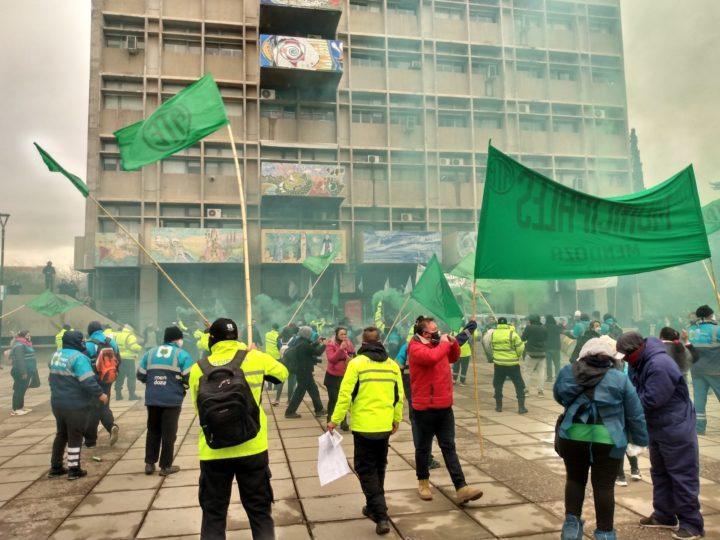 Partido Humanista repudia represión del macrismo mendocino y violación de DDHH de los trabajadores