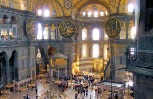 Santa Sofia a Istanbul: uso strumentale della religione