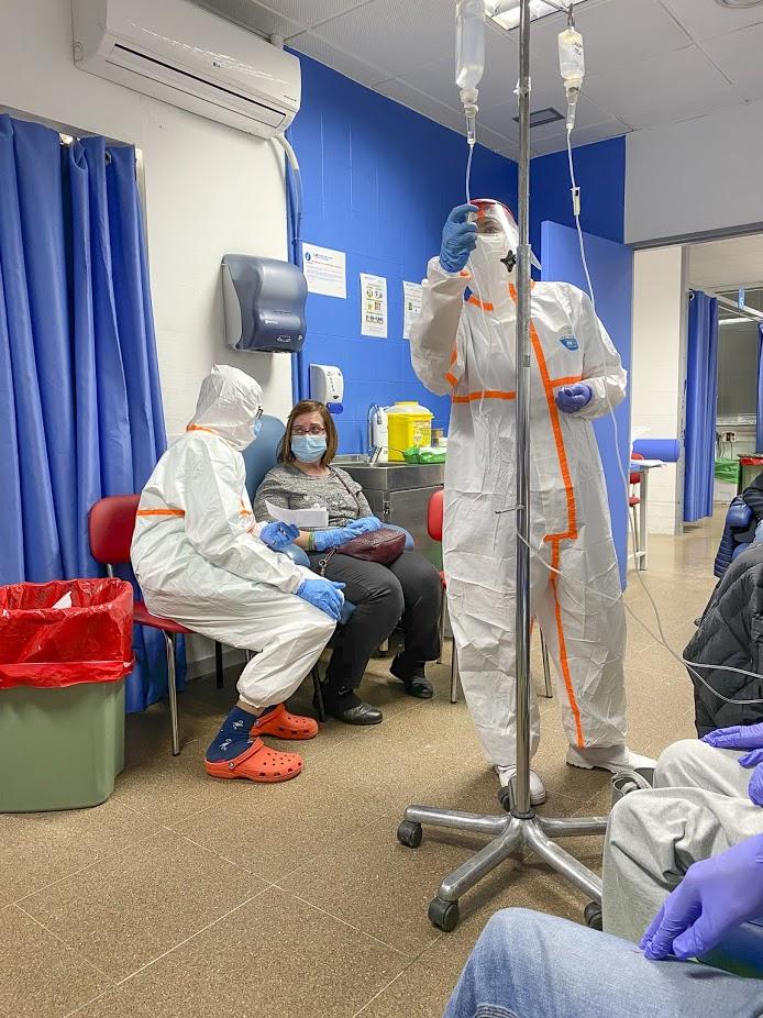 COVID 19: la pandemia desde adentro. Vivencias desde la trinchera. La pandemia, postpandemia