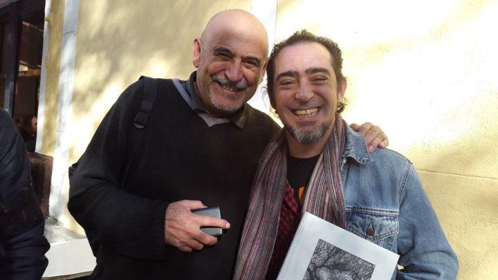 Jesús Cosano y Raúl Rodriguez