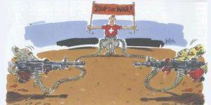 Trotz Pandemie: Schweizer Waffenexporte explodieren!