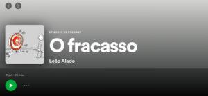 Leão Alado 31|07: O fracasso
