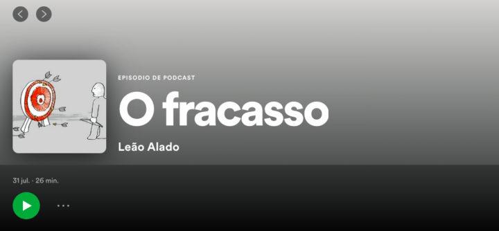 Leão Alado 31 07: O fracasso