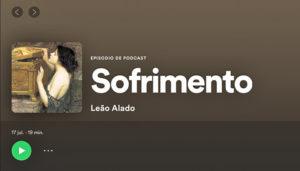 Leão Alado 17|07: Sofrimento