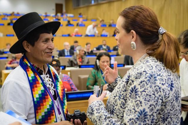 I Popoli Indigeni sono attori fondamentali per la costruzione di società eque, pacifiche e sostenibili nello scenario post COVID
