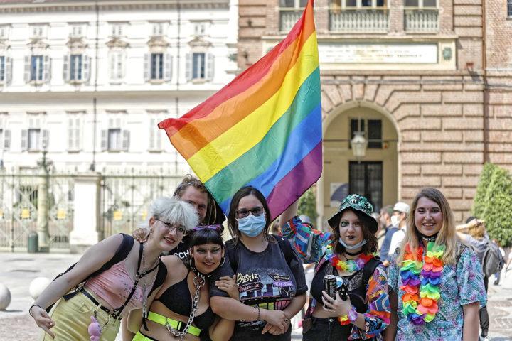 Free-k Pride Torino 2020