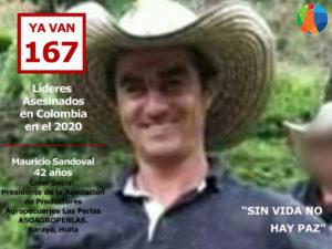 #QuePareElGenocidio: Baraya está de luto