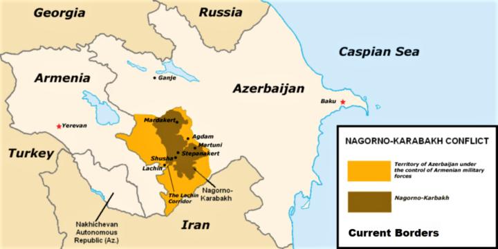 Una nueva escalada alrededor de Nagorno-Karabakh