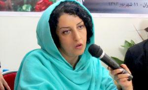 Libertà per Nargess Mohammadi e per tutte le vittime della repressione del regime iraniano