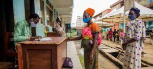 La pandemia agrava crisis de hambre en 27 países del Sur