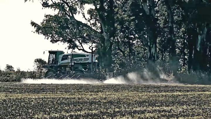 Pandemia de agrotóxicos