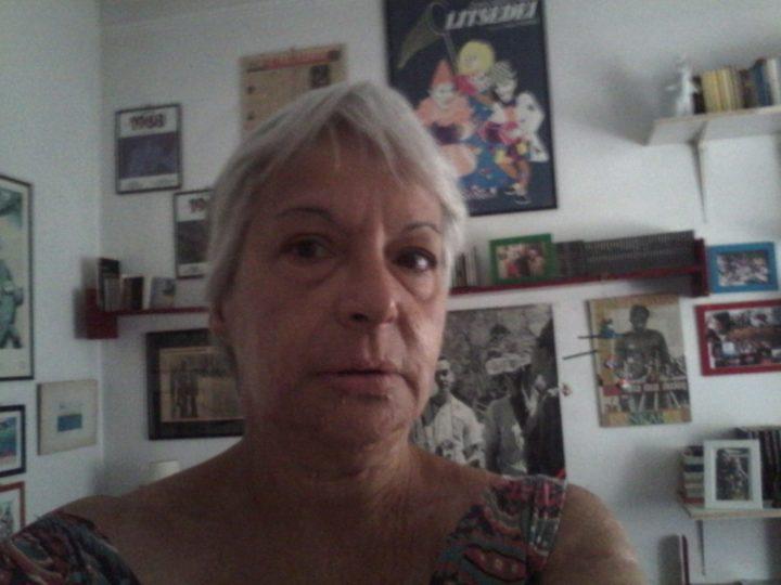 Ritorno alla normalità? 14 – Rita Lavaggi, insegnante in pensione, no global