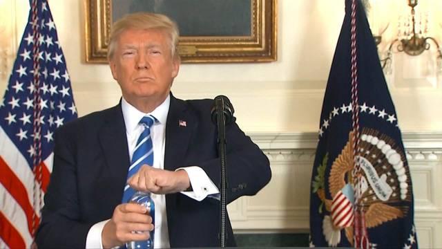 Trump no va a morir por usar tapabocas pero, si no lo hace, será responsable de la muerte de miles de personas más