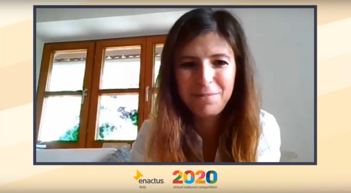 """Enactus Italia 2020, Lea Cassar: """"Dobbiamo farci operatori del processo di trasformazione del mondo"""""""