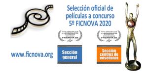 Divulgada a lista dos filmes selecionados para o 5º FICNOVA 2020