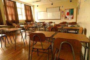 Diputados de la Comisión de Educación y Colegio de Profesores de Chile dan a conocer proyecto que regula el retorno seguro a clases presenciales