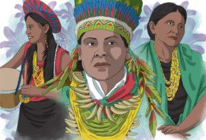 Violencia y daños al medioambiente amenazan la vida indígena en la Amazonía