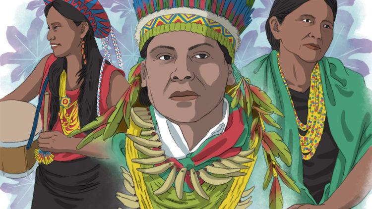 Crsisis humanitaria de los pueblos indígenas en Colombia
