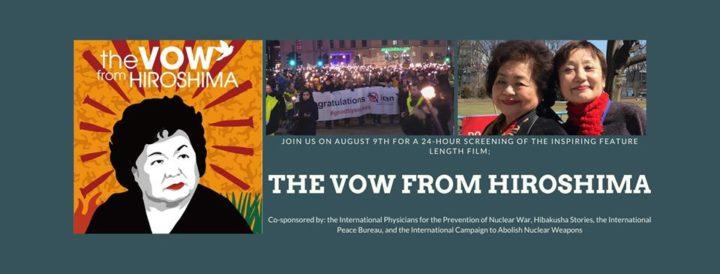 75° anniversario dei bombardamenti di Hiroshima e Nagasaki. Comunicato IPPNW/IPB*