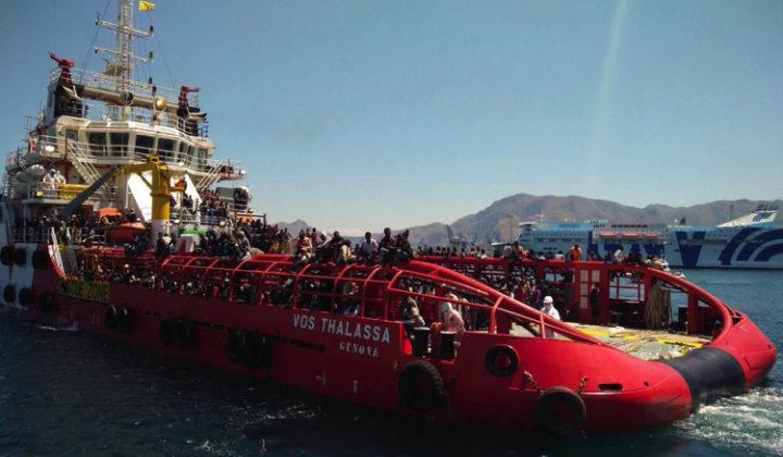 Il caso Vos Thalassa: quale tutela per i diritti fondamentali nel Mediterraneo centrale?