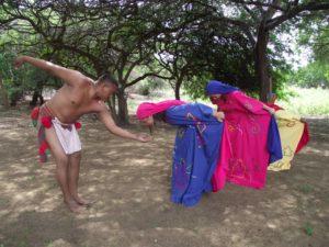 Jouyaa Wataleejai tü kaashikat (La Yonna: Danza Ancestral Wayuu)