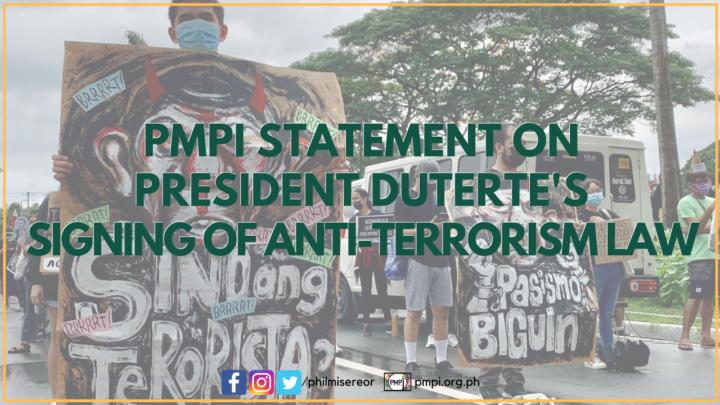 Philippines: Anti-Terrorism Bill Now a Law