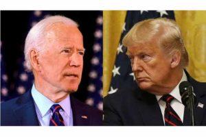 Biden muestra ventaja en tres estados donde ganó Trump en 2016