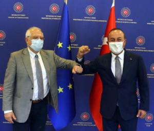 Turquía advierte a la UE que responderá si vuelven a sancionarla