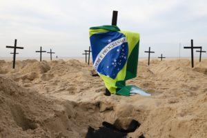 Brasile: 100.000 morti