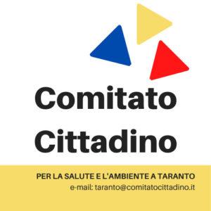 Taranto: il Comitato Cittadino chiede al Presidente il proseguimento dello studio di impatto ambientale