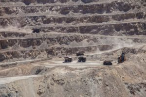 Financialization of Copper Mining in Chile