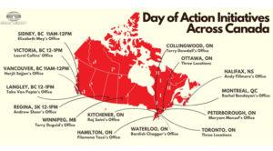 Καναδάς: ξημερώνει μέρα απεργίας για 18 πόλεις εναντίον των εξοπλισμών
