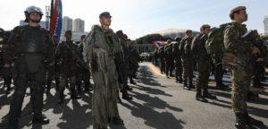 Los militares brasileños reflotan la hipótesis de guerra en la región