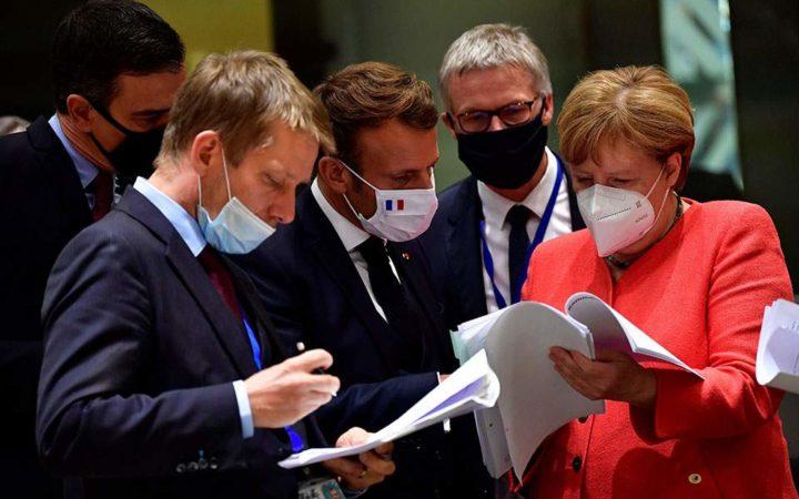 Απόφαση Συνόδου Κορυφής ΕΕ, 21 Ιουλίου: Ανασυγκρότηση με τα υλικά της καταστροφής