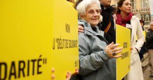 La solidarietà non è un reato: definitivamente assolta l'attivista francese Martine Landry