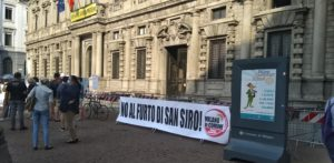 Stadio Meazza di Milano, comitati uniti contro una città derubata