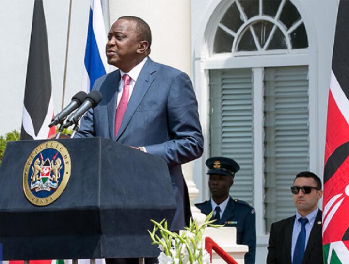 """Kenyatta """"La COVID-19 no es el primer desastre económico y de salud que sufrimos"""""""