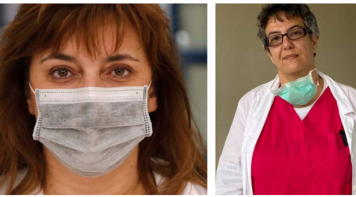 Γιατροί Χωρίς Σύνορα: στην πρώτη γραμμή της μάχης κατά της COVID-19