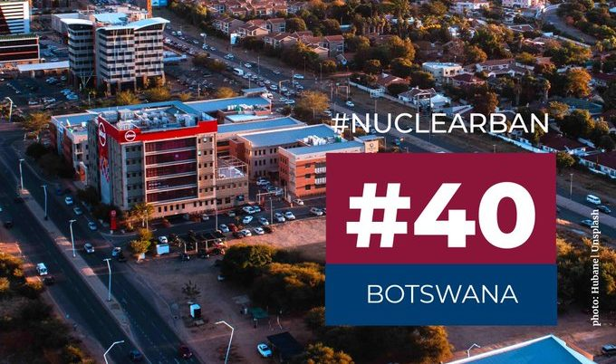 Botswana ratifies UN nuclear weapon ban treaty