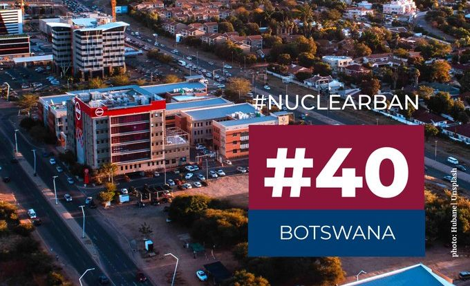 Botswana ratifica o tratado de proibição de armas nucleares da ONU