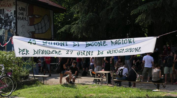 Cascina Torkiera, Milano non dorme