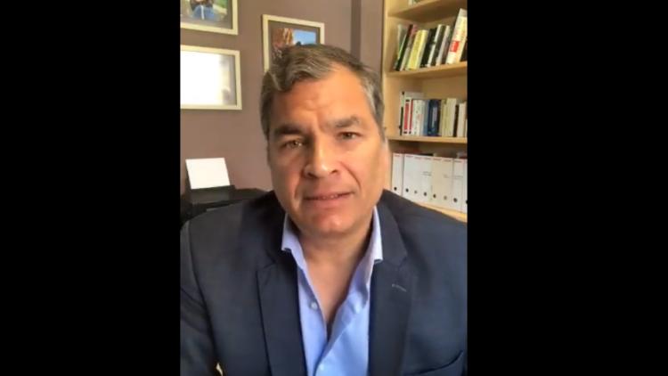 Équateur : obstacles à la participation de Rafael Correa et de son parti aux élections de 2021