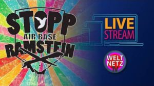 Online-Konzert Stopp Air Base Ramstein