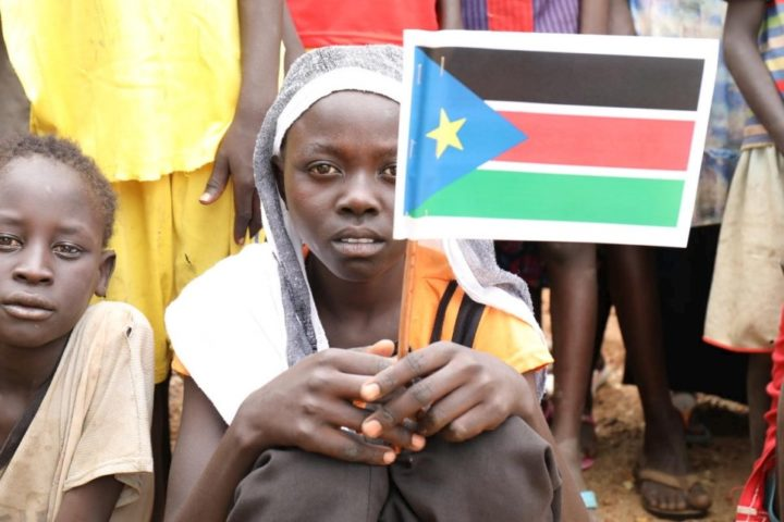 L'UNHCR esorta i leader del Sud Sudan a consolidare gli sforzi di pace in occasione del nono anniversario dell'indipendenza