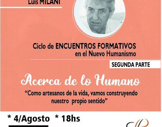 Seminario Instituto Humanizar