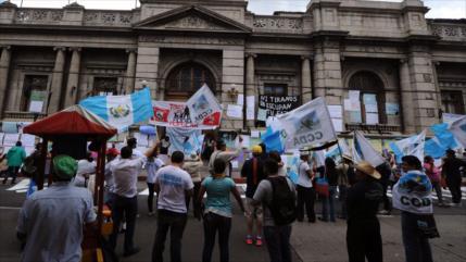 Guatemala: l'uso della pandemia per garantire  gli interessi del capitale